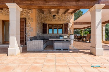 Country villa for 8 persons near Alcudia [AF065]-5