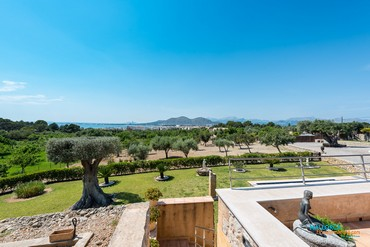 Country villa for 8 persons near Alcudia [AF065]-7