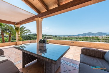 Country villa for 8 persons near Alcudia [AF065]-8