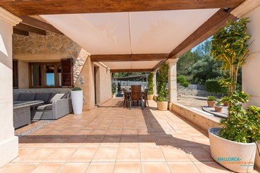 Country villa for 8 persons near Alcudia [AF065]-9