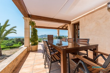 Country villa for 8 persons near Alcudia [AF065]-10