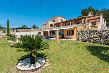 Country villa for 8 persons near Alcudia [AF065]-14