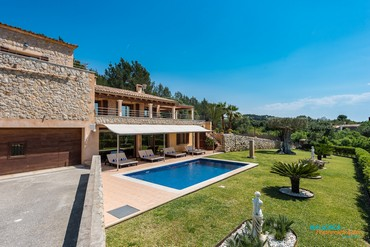 Country villa for 8 persons near Alcudia [AF065]-17