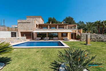 Country villa for 8 persons near Alcudia [AF065]-18