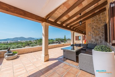 Country villa for 8 persons near Alcudia [AF065]-19