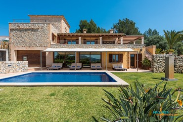 Country villa for 8 persons near Alcudia [AF065]-25