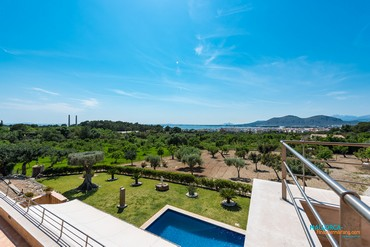 Country villa for 8 persons near Alcudia [AF065]-40