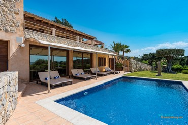Country villa for 8 persons near Alcudia [AF065]-45