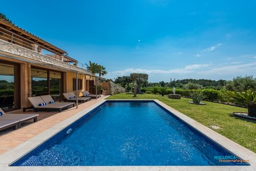 Country villa for 8 persons near Alcudia [AF065]-46