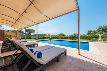 Country villa for 8 persons near Alcudia [AF065]-47