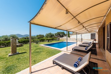 Country villa for 8 persons near Alcudia [AF065]-48